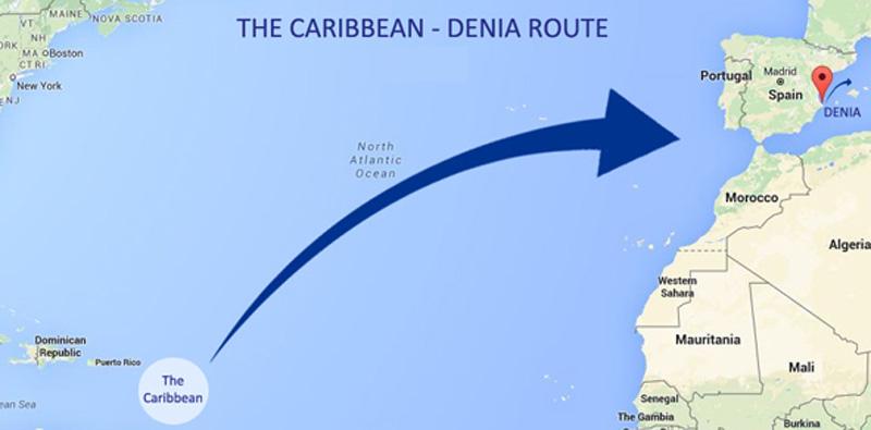 Caribbean-Denia